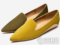 CNE2018秋冬新款日系舒适平底懒人鞋