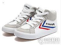 feiyue飞跃中帮休闲帆布鞋