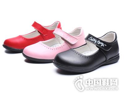 女孩公主鞋贝蒂2018新款