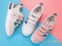 韩版秋女孩透气中大童白色童天休闲鞋
