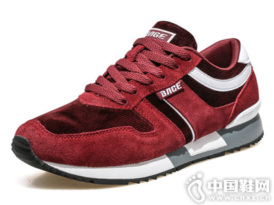八哥男鞋2018秋季新款鞋子男运动鞋