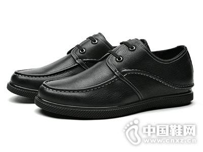 PITANCO必登高休闲增高皮鞋