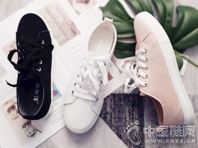 小白鞋女鞋百搭内联升平底板鞋