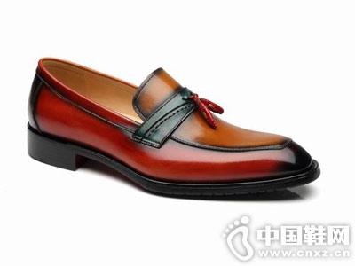 肯迪�P尼手工皮鞋2018新款