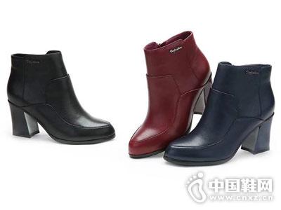 2018秋冬新款沃格短靴