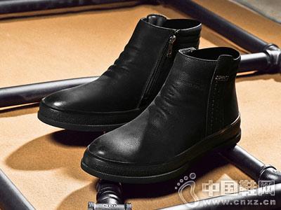 公牛世家马丁靴男鞋冬季真皮靴百搭