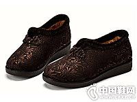 中老年棉鞋老美华老北京布鞋