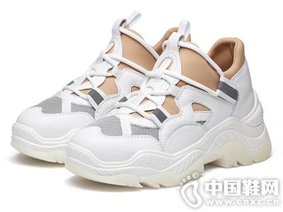 蹀愫tigrisso2018年秋冬新款老爹鞋