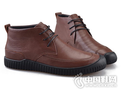 2018秋冬Rishun日顺皇英伦休闲鞋