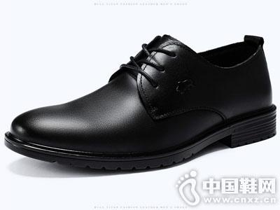 2018新品公牛巨人皮鞋 简约舒适
