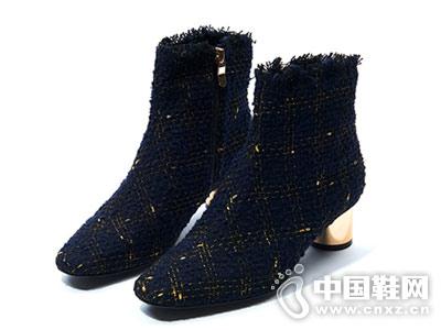 73hours gigi 气质颇佳秋冬新款优雅踝靴