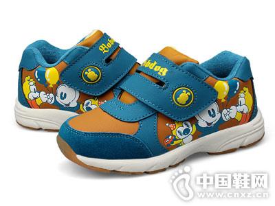 2018新款巴布豆童鞋男童機能鞋