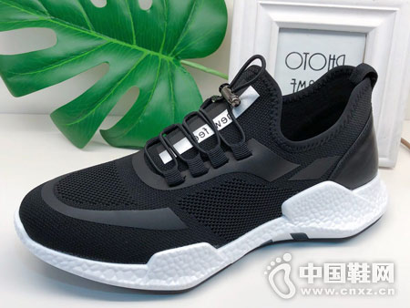 德賽帝倫男鞋潮鞋新款運動休閑鞋