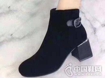 维芙VOG FASHION女鞋2018新款短靴