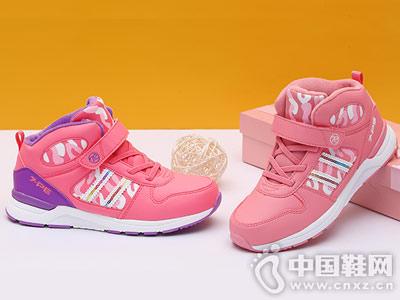 2018秋冬季七波輝女童運動鞋