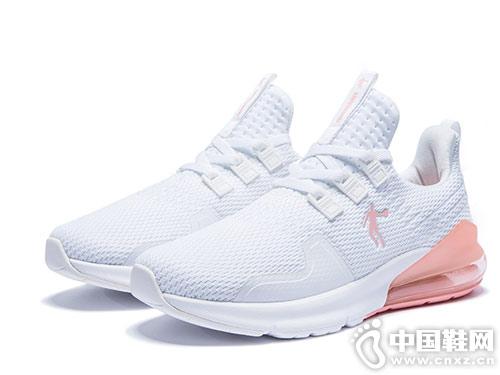 2018秋季新款厚网乔丹跑步鞋