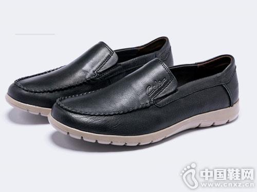 CELE策乐秋冬季休闲皮鞋男新款