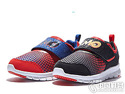 小童跑步鞋防滑乔丹童鞋2018冬新款