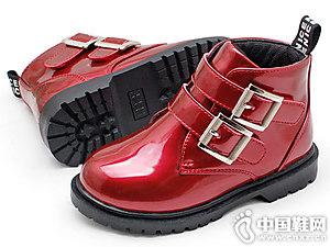 女童靴子2018秋冬季卡卡树新款