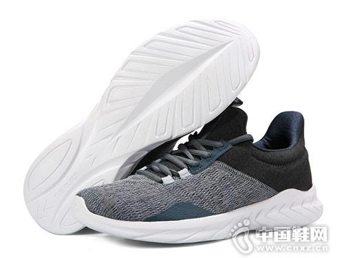 2018秋冬新款�面匹克跑步鞋