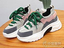 秋季新款韩版休闲百搭西瑞老爹鞋