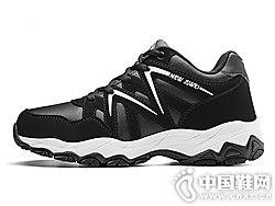 运动鞋男金帅威新款棉鞋旅游潮鞋