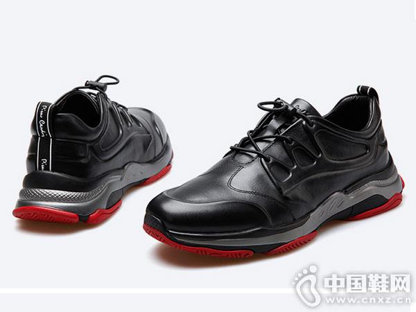 时尚休闲 户外运动 皮尔卡丹休闲运动鞋