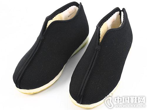 手工千层底步瀛斋老北京布鞋