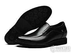 PITANCO必登高内增高皮鞋新款