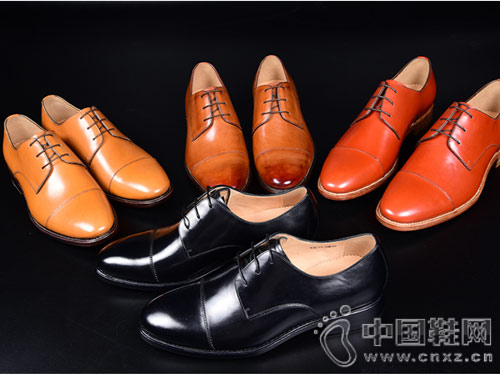 男士正装肯迪凯尼英伦时尚商务风男鞋