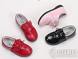 小林川子童鞋女童皮鞋公主鞋