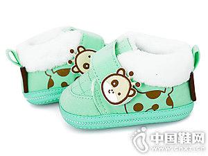 童泰男女宝宝学步鞋1-2岁软底鞋