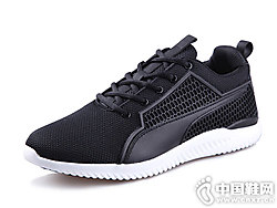 网面鞋男士运动鞋新款田宇增高鞋