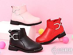红蜻蜓童鞋2018冬季新款潮流时尚公主靴