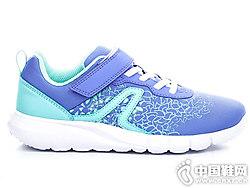 迪卡侬童鞋运动鞋秋季小白鞋