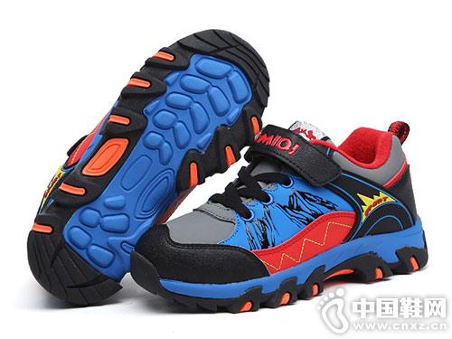 百变米奇男童鞋冬季新款运动鞋