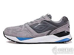 新款透气跑步鞋复古慢跑鞋茵宝UMBRO