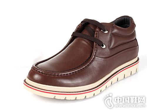 FATO伐拓冬季商场同款牛皮男靴