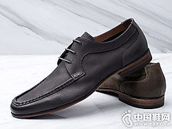 爱得堡商务男休闲皮鞋 柔软舒适 品质体验