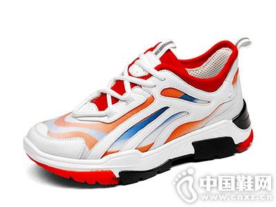 君步休闲鞋男韩版潮冬季板鞋