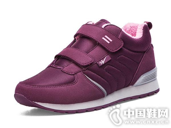 双星老人鞋运动鞋 2018新款健步鞋