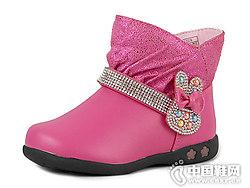 米菲童鞋短靴2018新款儿童公主鞋