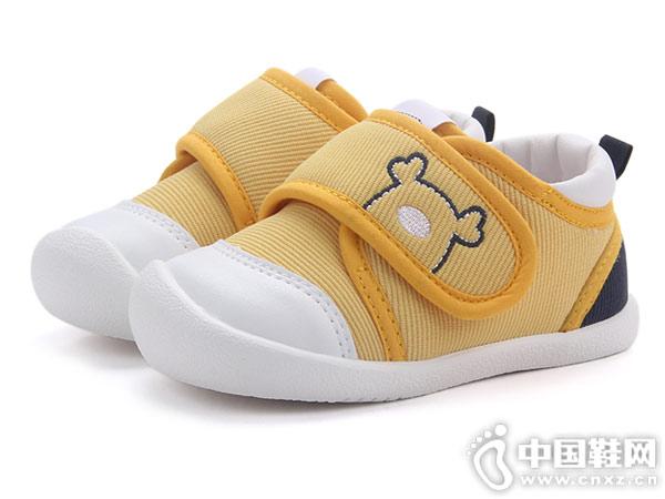 哈休童鞋2018新款婴儿鞋子1-2岁幼儿鞋