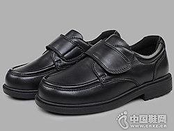 早晨黑皮鞋英���L�和�小皮鞋2018新款