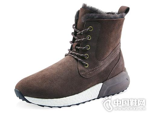 羊皮毛一体雪地靴COZY STEPS新款