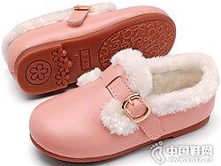 卡卡�渫�鞋2018秋冬新款�r尚公主鞋
