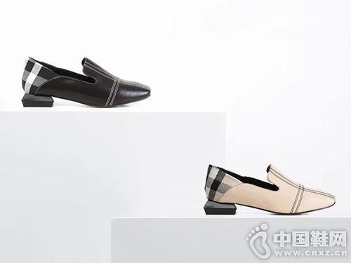 易美2019春季高端时尚女鞋