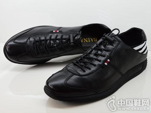 2018新款佰纳男鞋潮流舒适休闲鞋