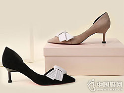 易美2019春季高端时尚女鞋与潮牌休闲鞋