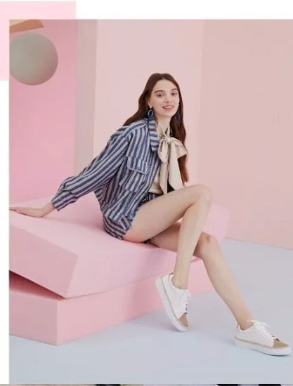 TOP GLORIA汤普葛罗女鞋2019春夏新款广告大片